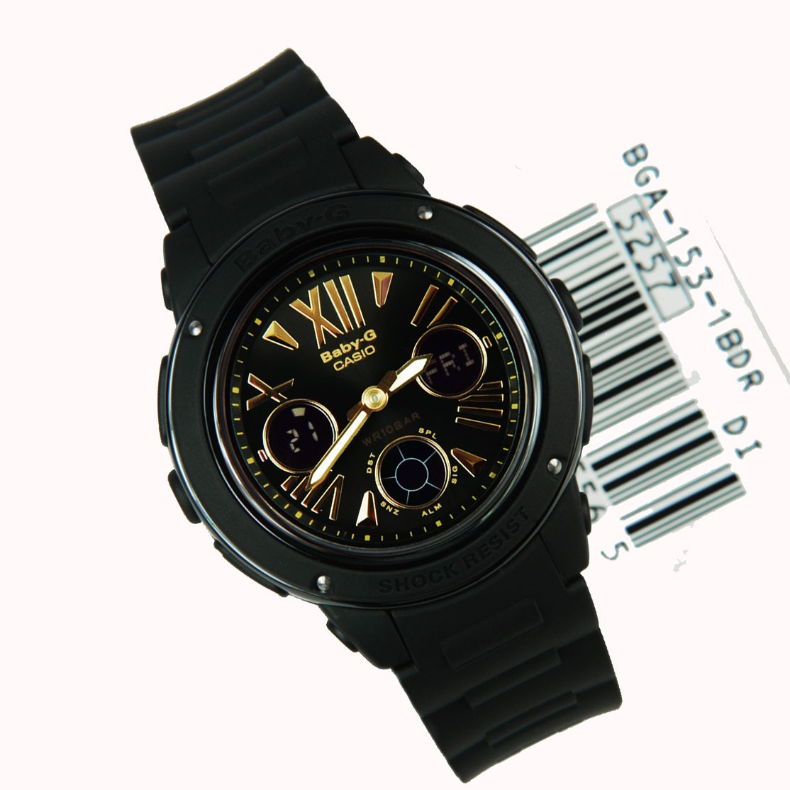 Casio BGA-153-1B